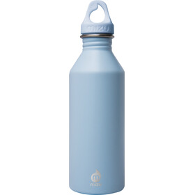 MIZU M5 Drikkeflaske with Ice Blue Loop Cap 500ml blå